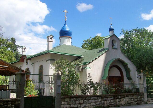 Russian Orthodox Church in Belgrade