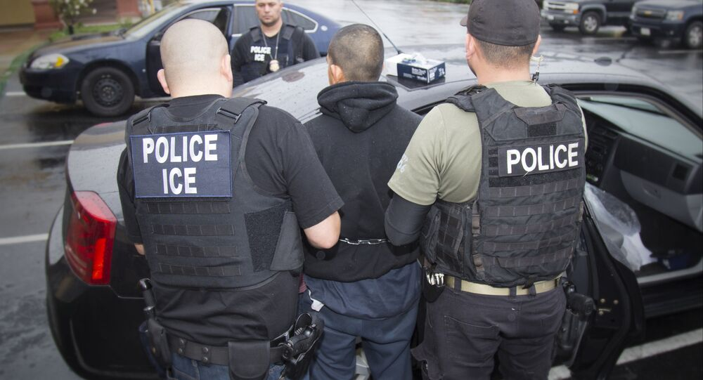 Immigration Raids California