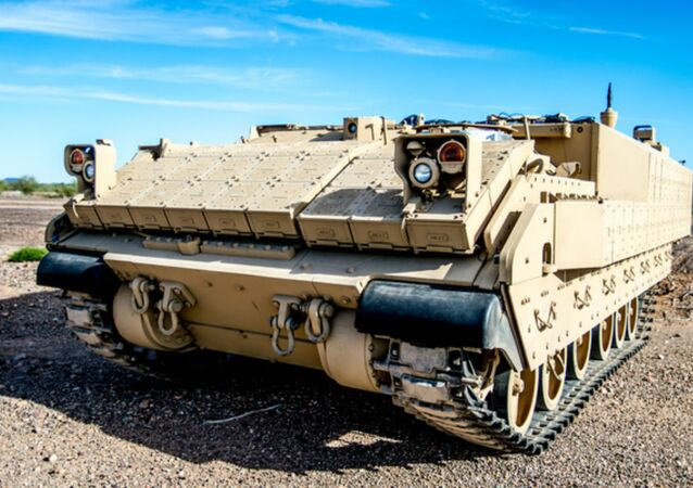 The US Army's new Armored Multi-Purpose Vehicle