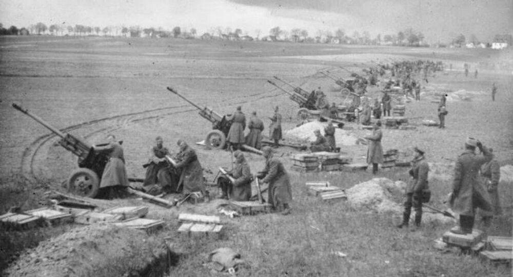 Panzer Hunting: How the USSR's ZiS-3 Anti-Tank Gun Took on the Nazi  Wehrmacht - Sputnik International