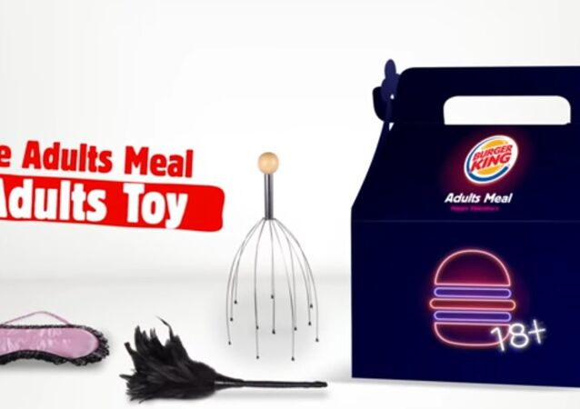 Burger King Israel Offers Sex Toys in Valentine's Day Promotion