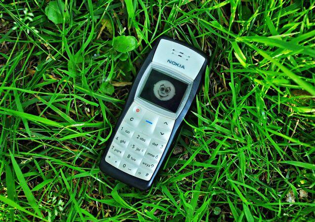 A Nokia phone