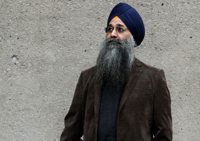 Inderjit Singh Reyat, the only man ever convicted in the Air India bombings of 1985.
