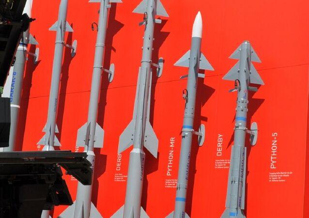 Python missiles