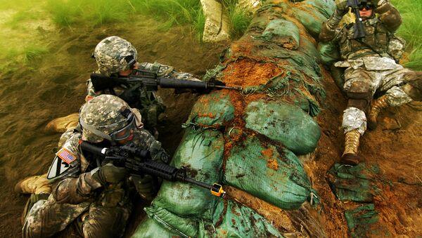 U.S. Army Soldiers. (File) - Sputnik International