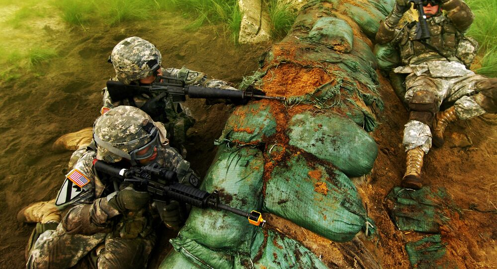 U.S. Army Soldiers. (File)