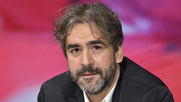 Deniz Yücel, a German journalist with Die Welt. - Sputnik International