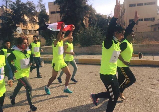 Baghdad marathon