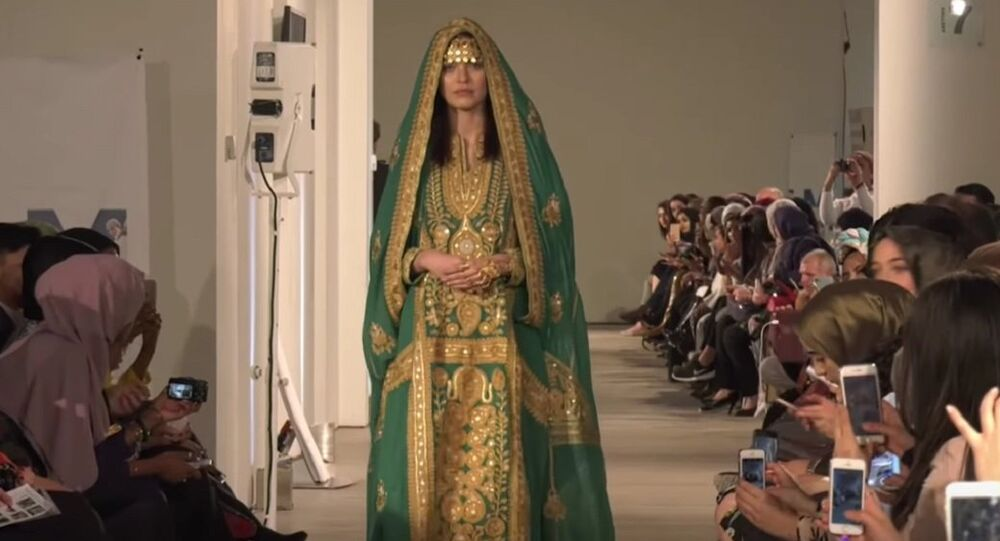 Hijabs Hit the Catwalk: First 'Modest Fashion Week' Kicks Off in London