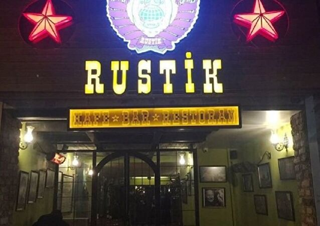 Rustik Cafe