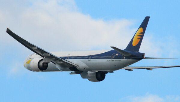 Jet Airways Boeing 777-35R/ER  - Sputnik International