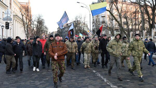 Protests in Kiev - Sputnik International