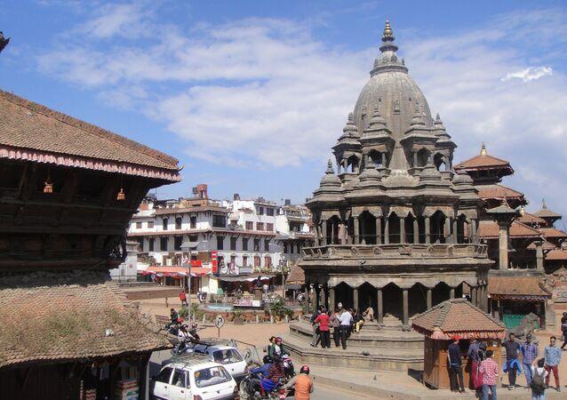 Kathmandu, Nepal. File photo