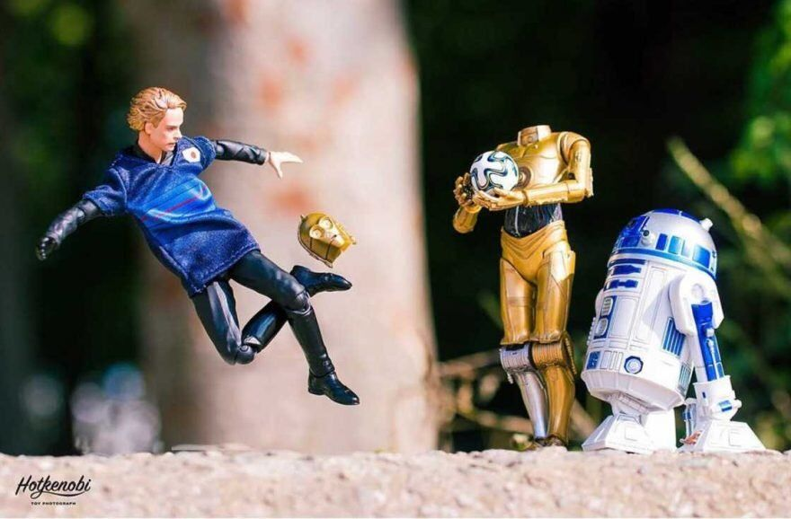 Action toys by Hotkenobi