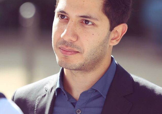 Abdul Rahman AlAshraf, the Syrian refugee who invented FreeCom.