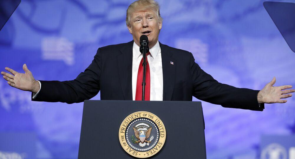Donald Trump CPAC Speech