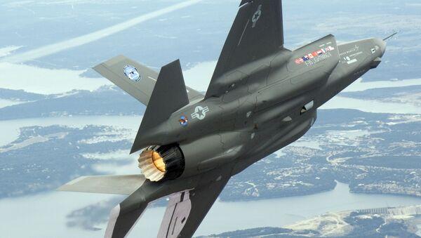 F-35 Lightning II - Sputnik International