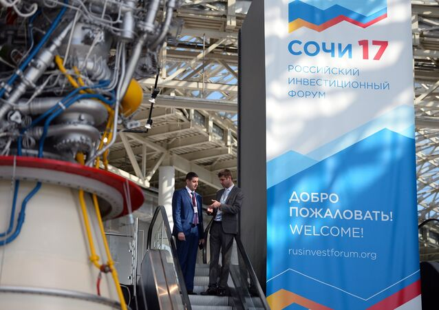 Russian Investment Forum in Sochi