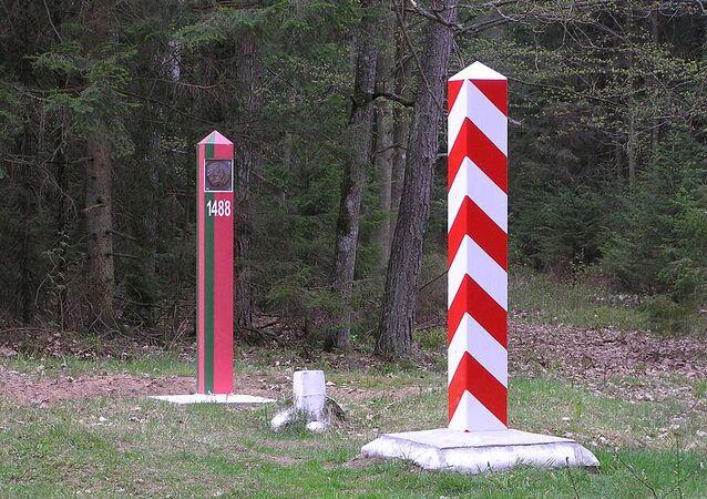 Belarus–Poland border