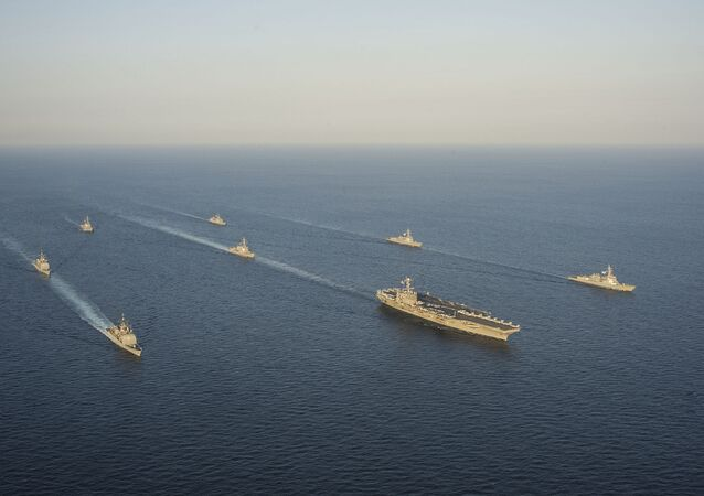 U.S. and its allies and partners in the Indo-Asia-Pacific region (File)