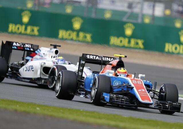 British Formula One Grand Prix (File)
