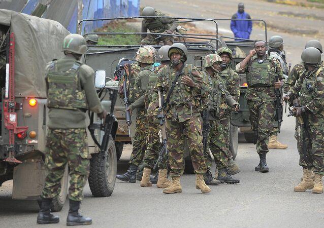 Kenya Defense Forces (KDF)