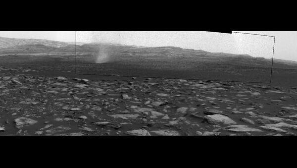 Mars - Tornadoes + 360 View - Sputnik International