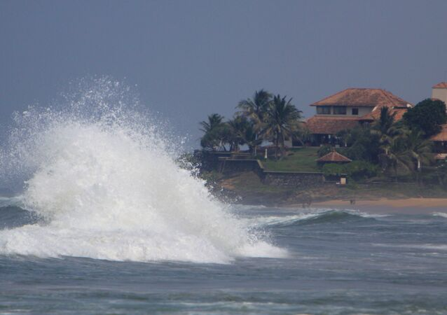 Sri Lanka coast