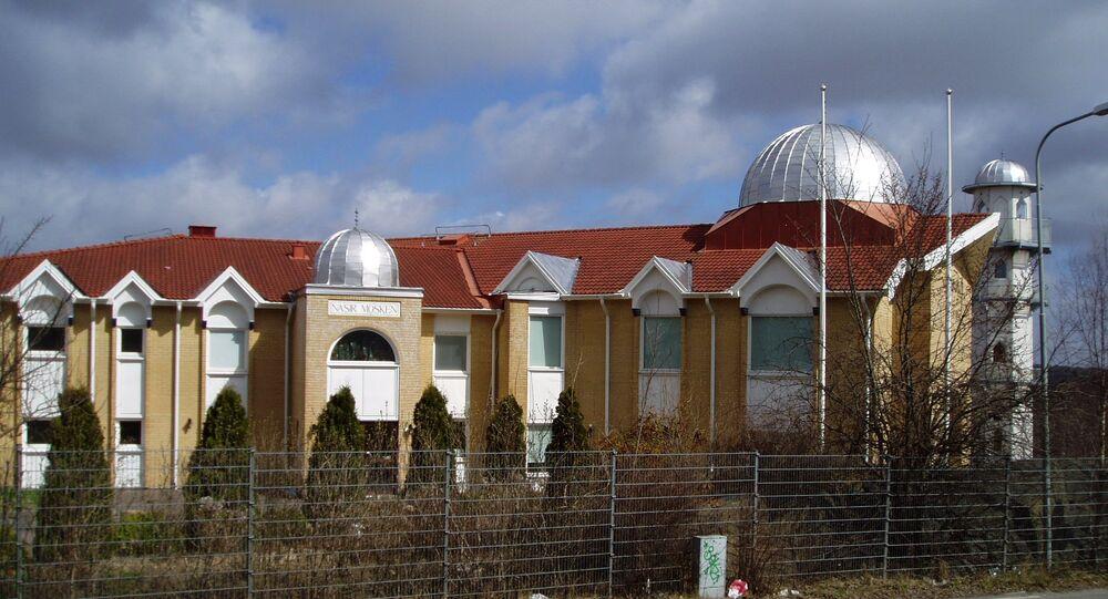 Nasir mosque Gothenburg