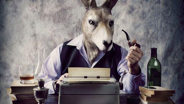 The Ghost Writer - Sputnik International
