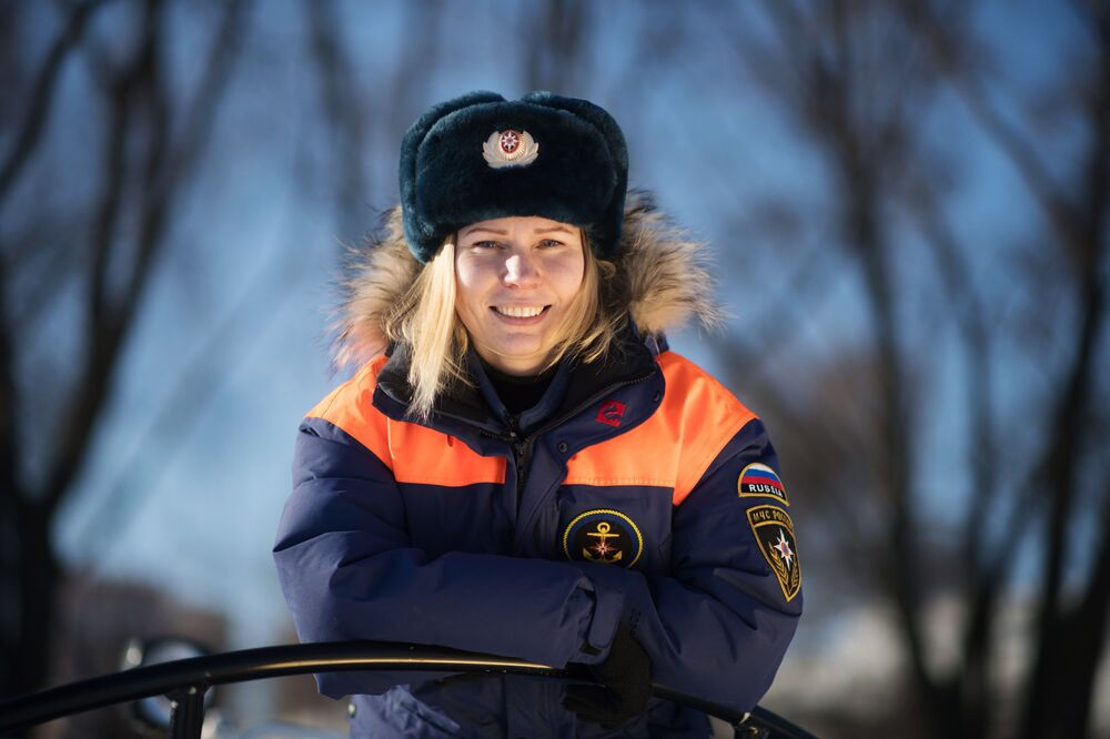Russian Women Rocking Traditionally Male-Dominated Occupations
