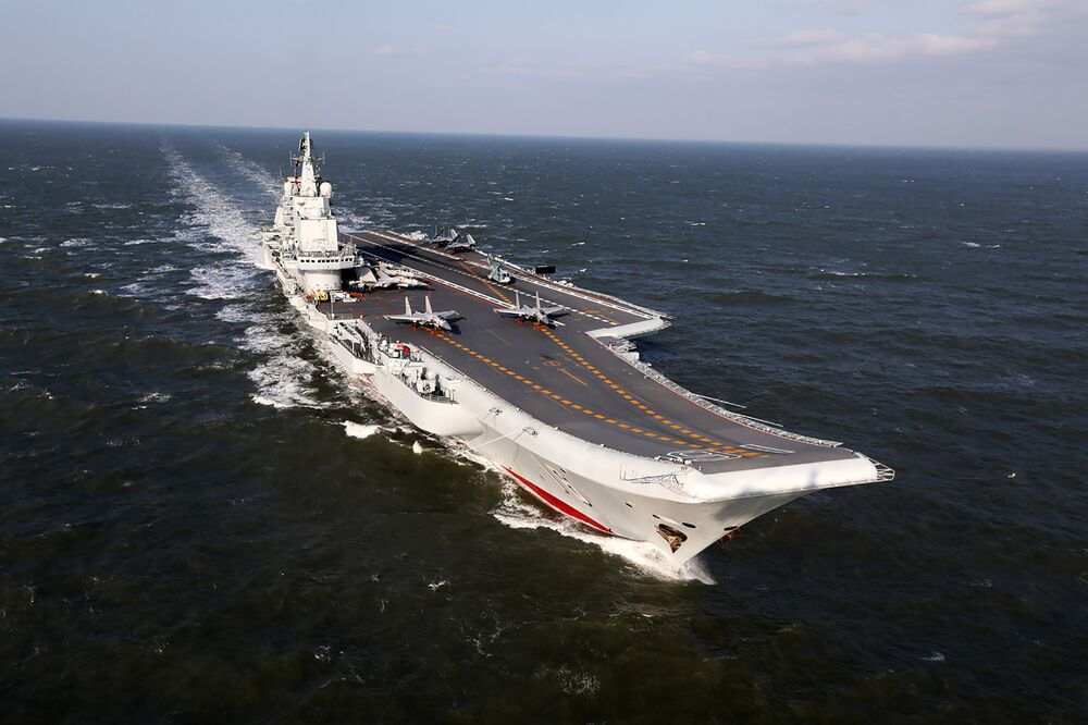 Lords of the Seas: The World's Most Impressive Aircraft Carriers