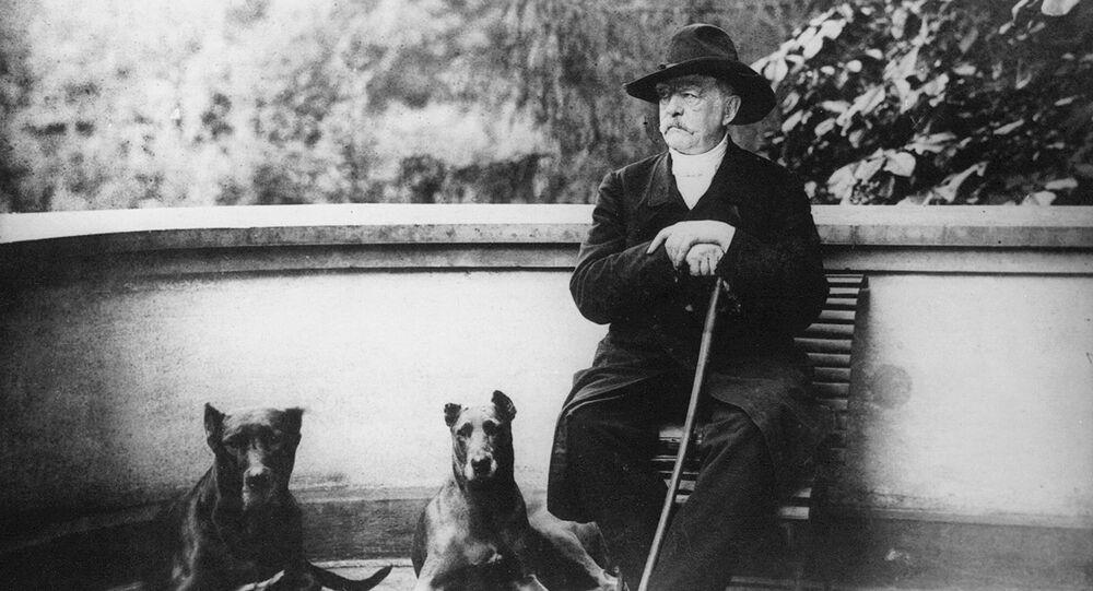 German Chancellor Otto von Bismarck was outraged on July 13, 1874 in Kissingen by catholic craftsman Kullmann