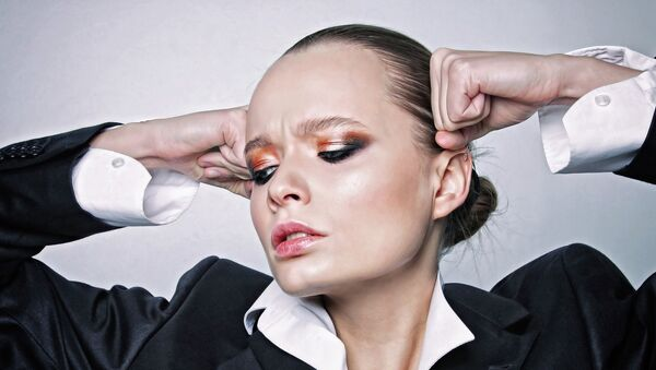 Businesswoman - Sputnik International