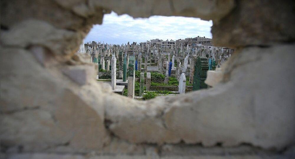 Aleppo cemetery