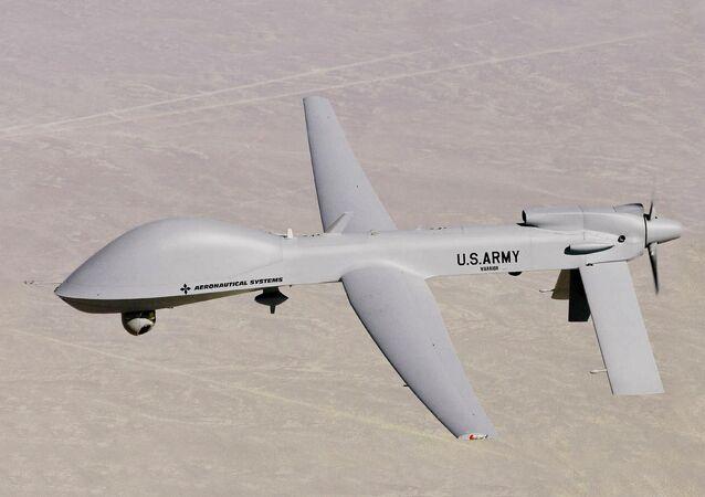 US Army's new MQ-1C Warrior UAV