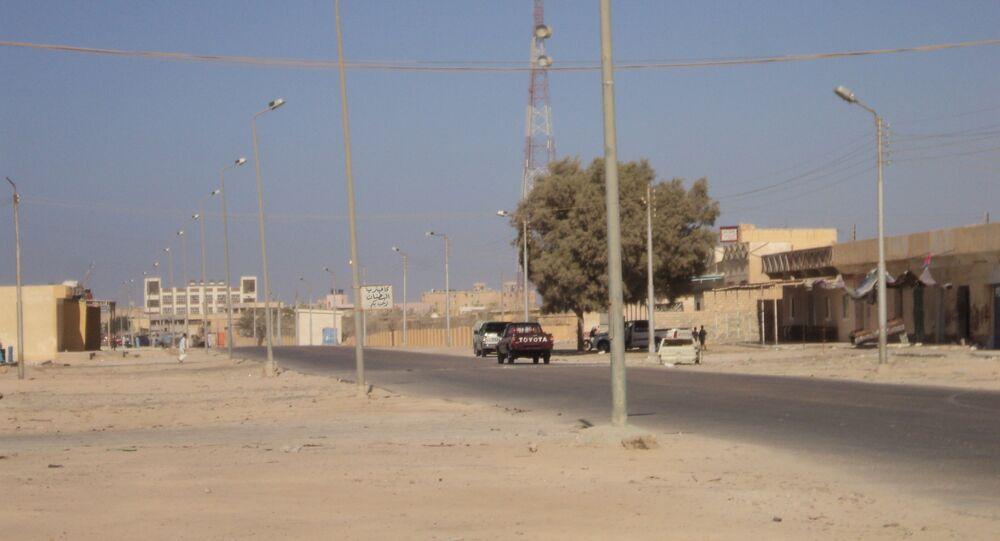 Sidi Barrani, Egypt