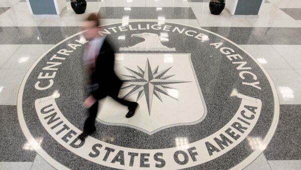 The lobby of the CIA Headquarters Building is pictured in Langley, Virginia, U.S. - Sputnik International