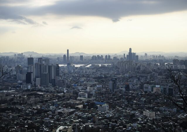 Seoul, the capital and the largest city in South Korea.