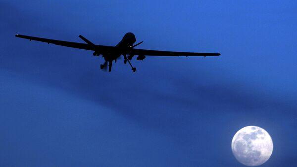 Unmanned U.S. Predator drone. (File) - Sputnik International