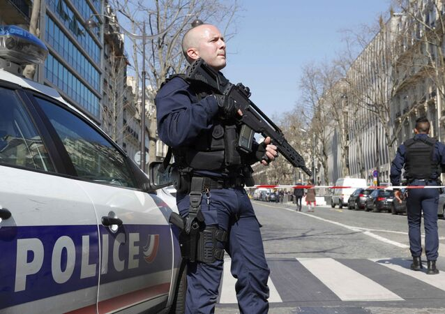 French police (File)