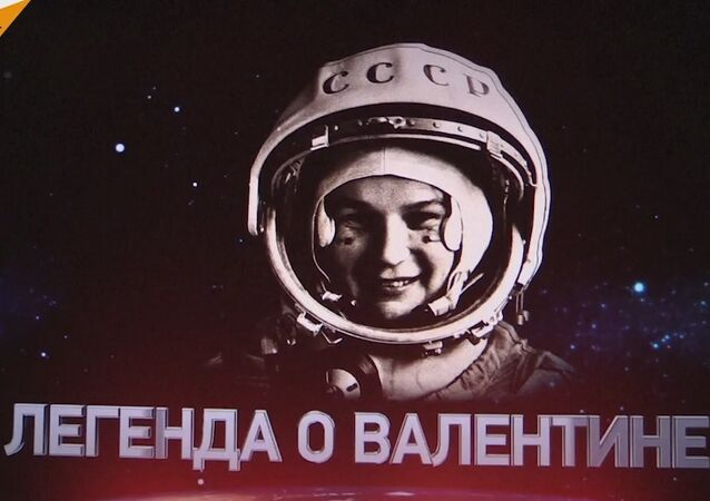 An Exhibition About Tereshkova Opens in London
