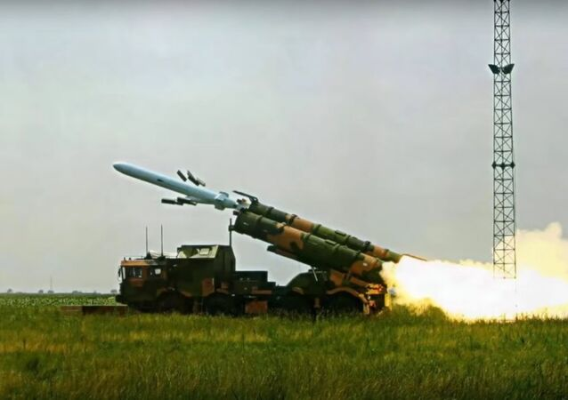 Pakistan Test Fires Anti Ship Missile (File)