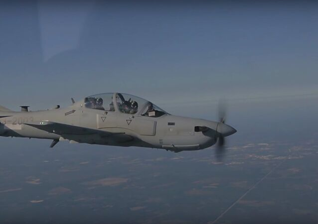 A-29 Super Tucano Light Attack Aircraft