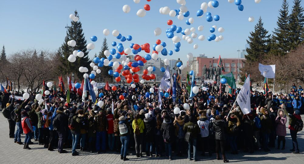 Anniversary of Crimea's Reunification With Russia