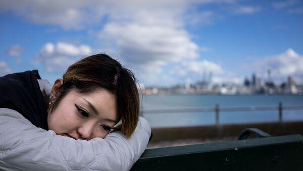 Japan woman - Sputnik International