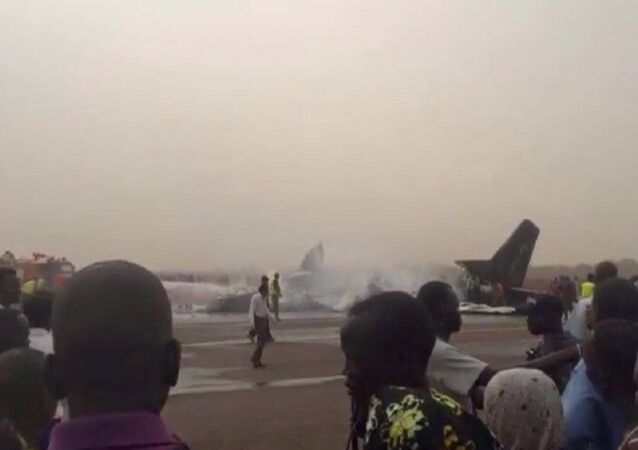Plane crash at Wau airport, South Sudan leaves 44 feared dead