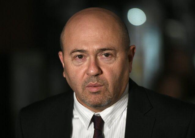 Israeli Ambassador to Russia Harry Koren