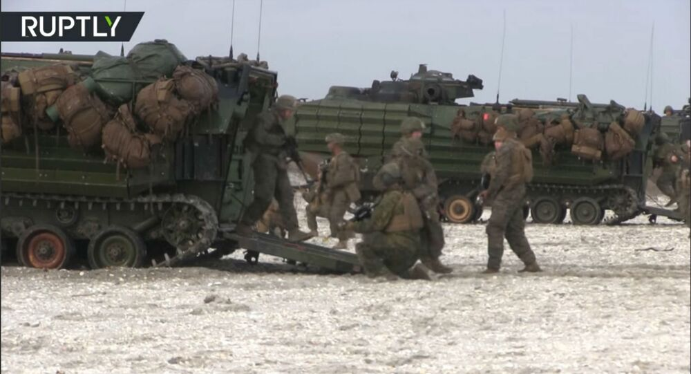 US and Romanian Troops Engage in Joint Exercises Near the Black Sea Coast