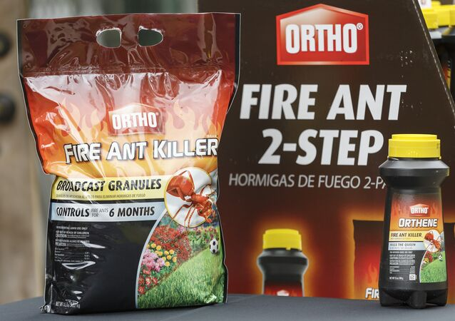 On Wednesday, April 13, 2016, in Atlanta, Ortho's Fire Ant prevention prepares southern homeowners for seasonal Fire Ants